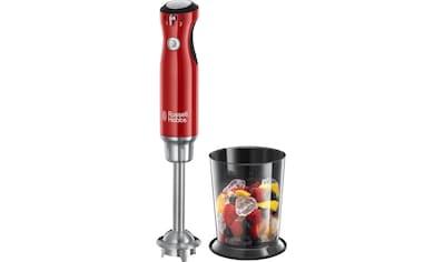 RUSSELL HOBBS Stabmixer 25230 - 56 Retro Ribbon Red, 700 Watt kaufen