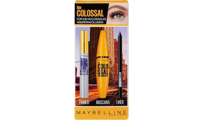 MAYBELLINE NEW YORK Augen-Make-Up-Set »The Colossal«, (3 tlg.) kaufen