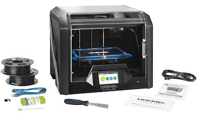 DREMEL 3D - Drucker »DigiLab 3D45«, Druckvolumen max: 254 x 152 x 170 mm kaufen