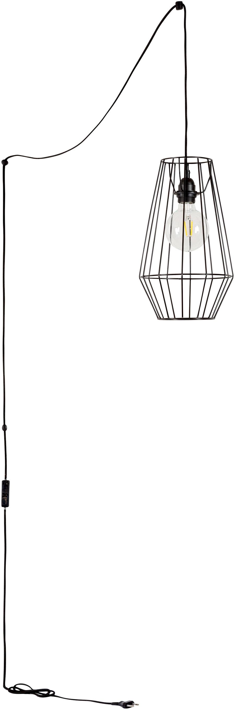 BRITOP LIGHTING Hängeleuchte Endorfina, E27, 1 St., Dekorative Leuchte aus Metall, passende LM E27 / exklusive, Made in Europe