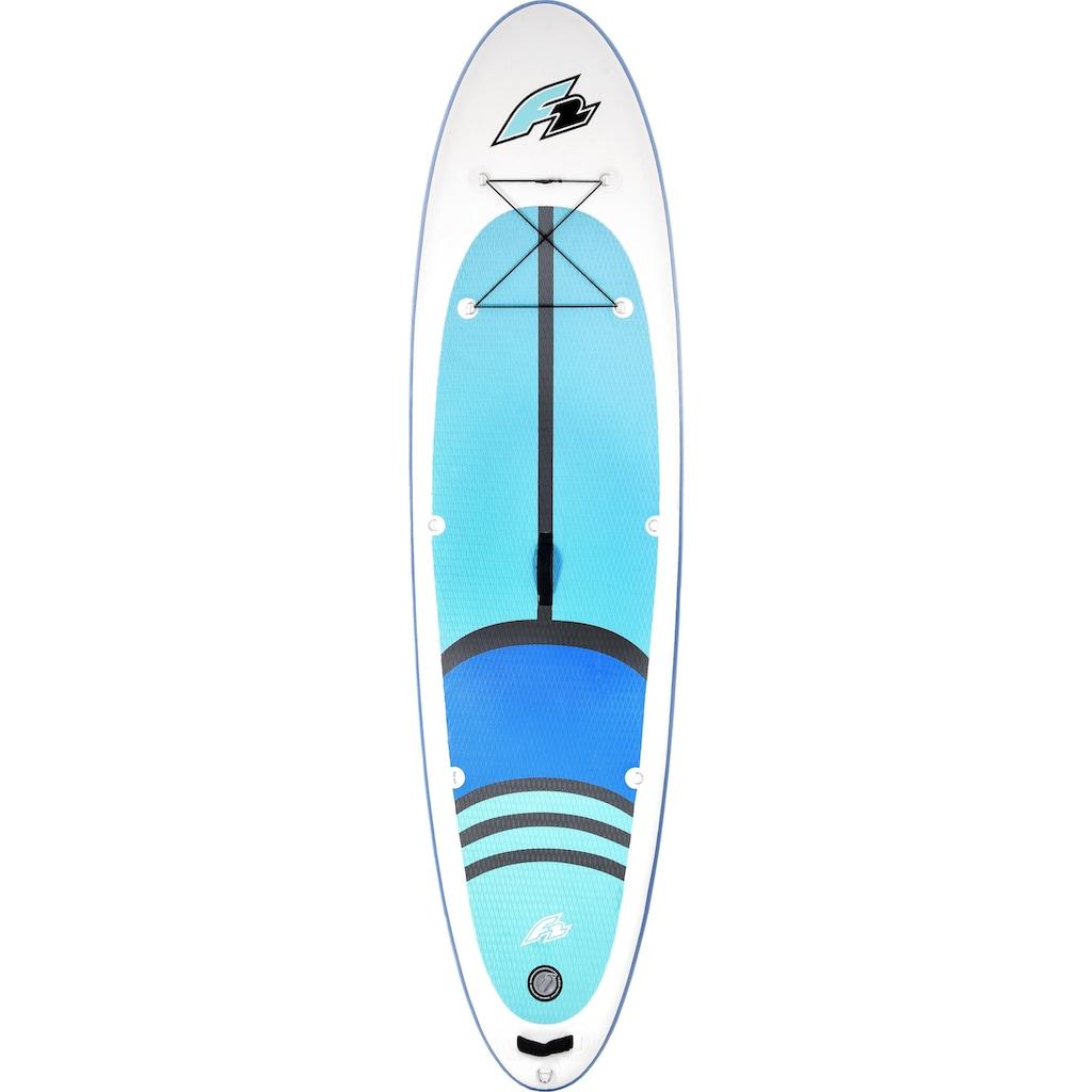 F2 Inflatable SUP-Board »F2 Cross 10,5«, (Set, 4 tlg.), ohne Paddel