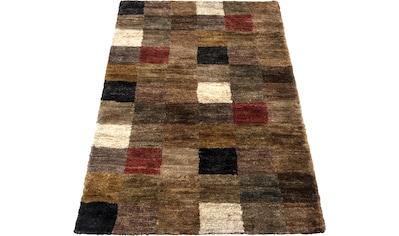 Teppich, »Diamond«, Home affaire, rechteckig, Höhe 10 mm, maschinell gewebt kaufen