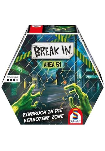 Schmidt Spiele Spiel »Break In - Area 51« kaufen