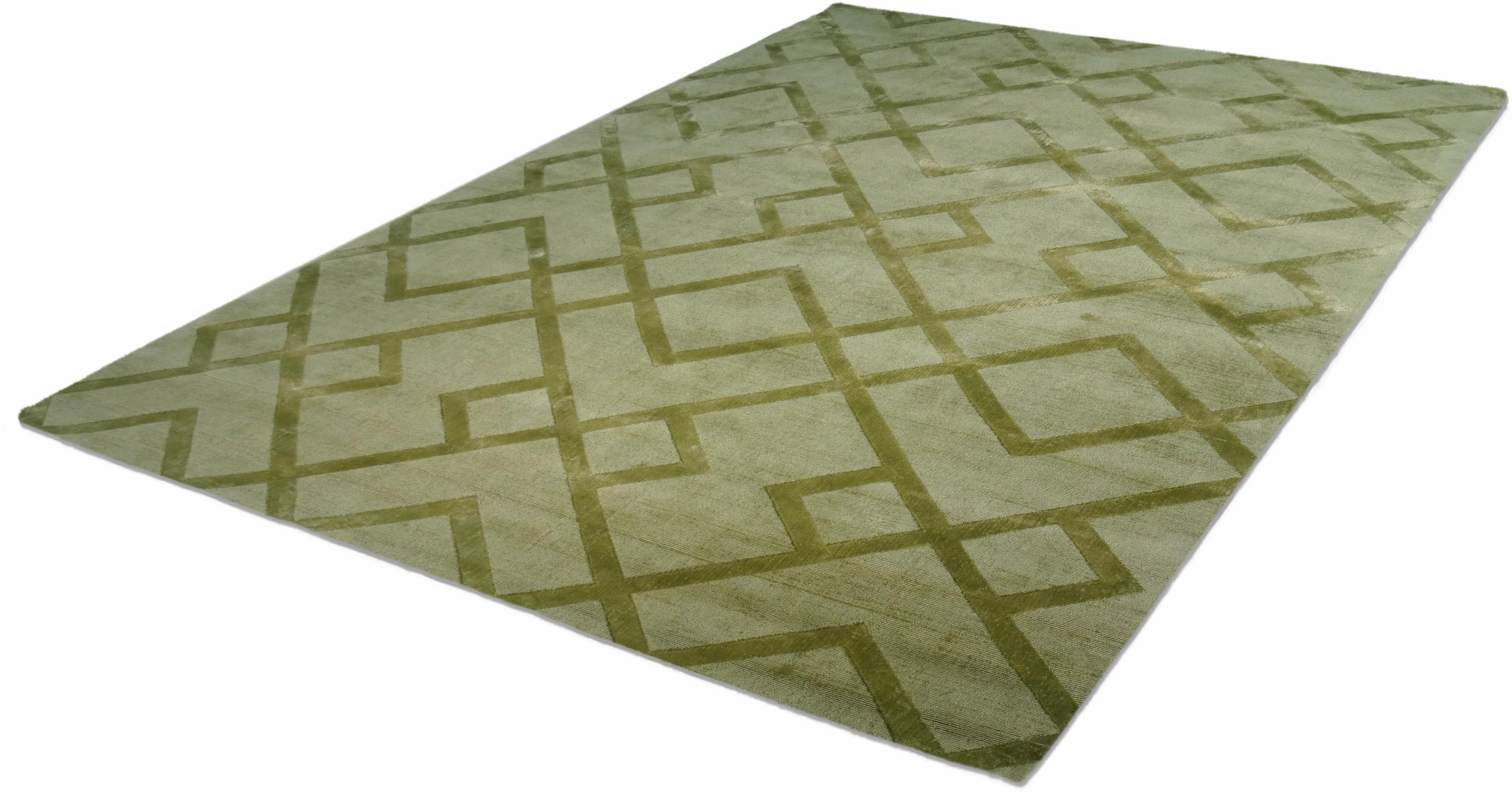 Teppich Luxury 310 Kayoom rechteckig Höhe 13 mm handgewebt