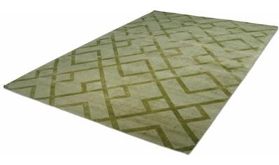 Teppich, »Luxury 310«, Kayoom, rechteckig, Höhe 13 mm, handgewebt kaufen