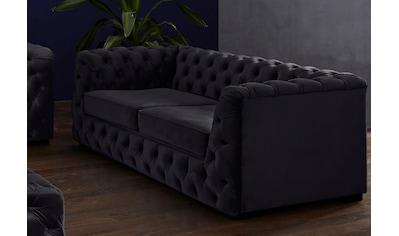Guido Maria Kretschmer Home&Living Chesterfield - Sofa »Kalina« kaufen