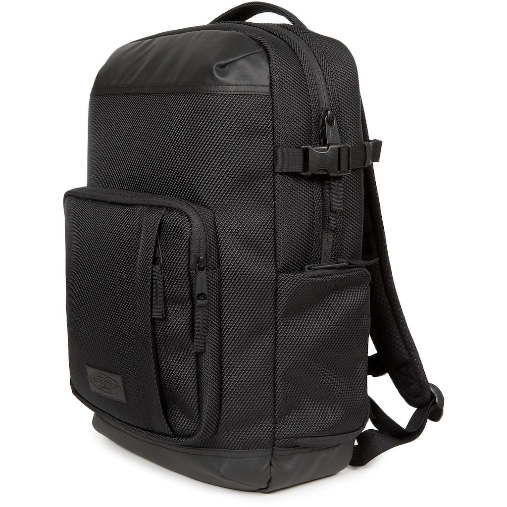 Eastpak Laptoprucksack »TECUM S, Cnnct Coat«, enthält recyceltes Material (Global Recycled Standard)