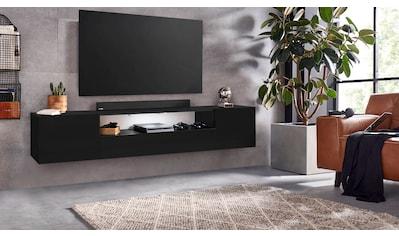borchardt Möbel Lowboard »Sophia«, Breite 200 cm mit 1 Schubkasten, stehend und hängend kaufen