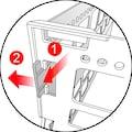UPP Gitteraufsatz, Schubkarrenaufsatz flexibel