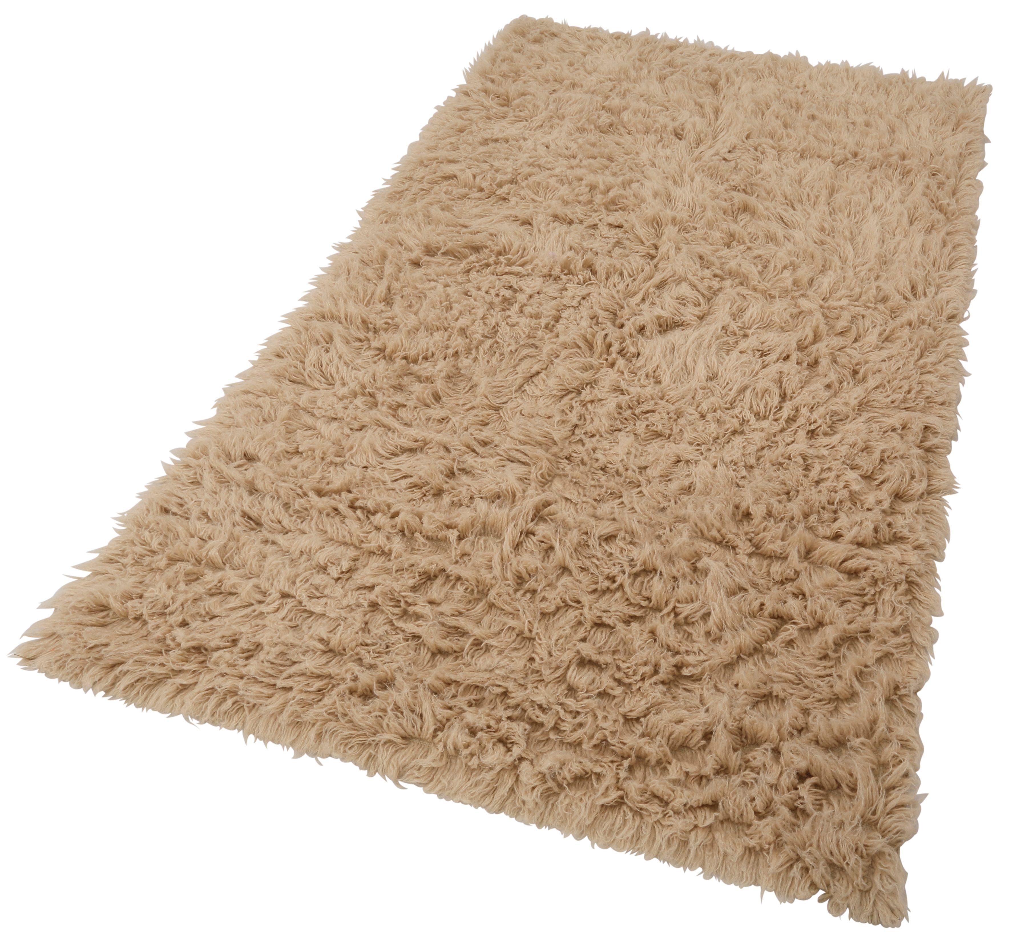 Fellteppich Flokati 1500 g Böing Carpet rechteckig Höhe 60 mm