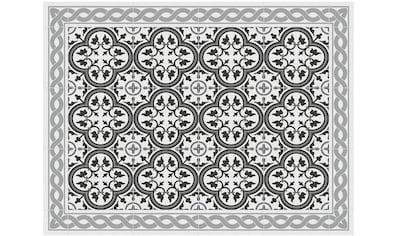 Contento Platzset »Matteo, Tiles, portugese grey«, (Set, 4 St.), für innen und außen... kaufen