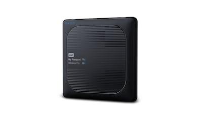 WD My Passport Wireless Pro »Mobiler Wi - Fi - Speicher« kaufen