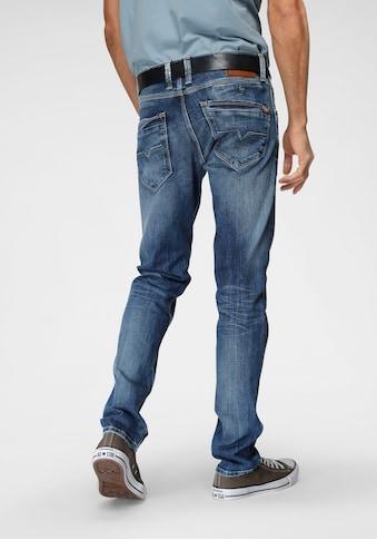 Pepe Jeans Stretch - Jeans »SPIKE« kaufen