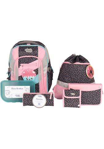 SCHOOL-MOOD® Schulrucksack »Loop Air+, Ida«, retroreflektierende Flächen, aus... kaufen