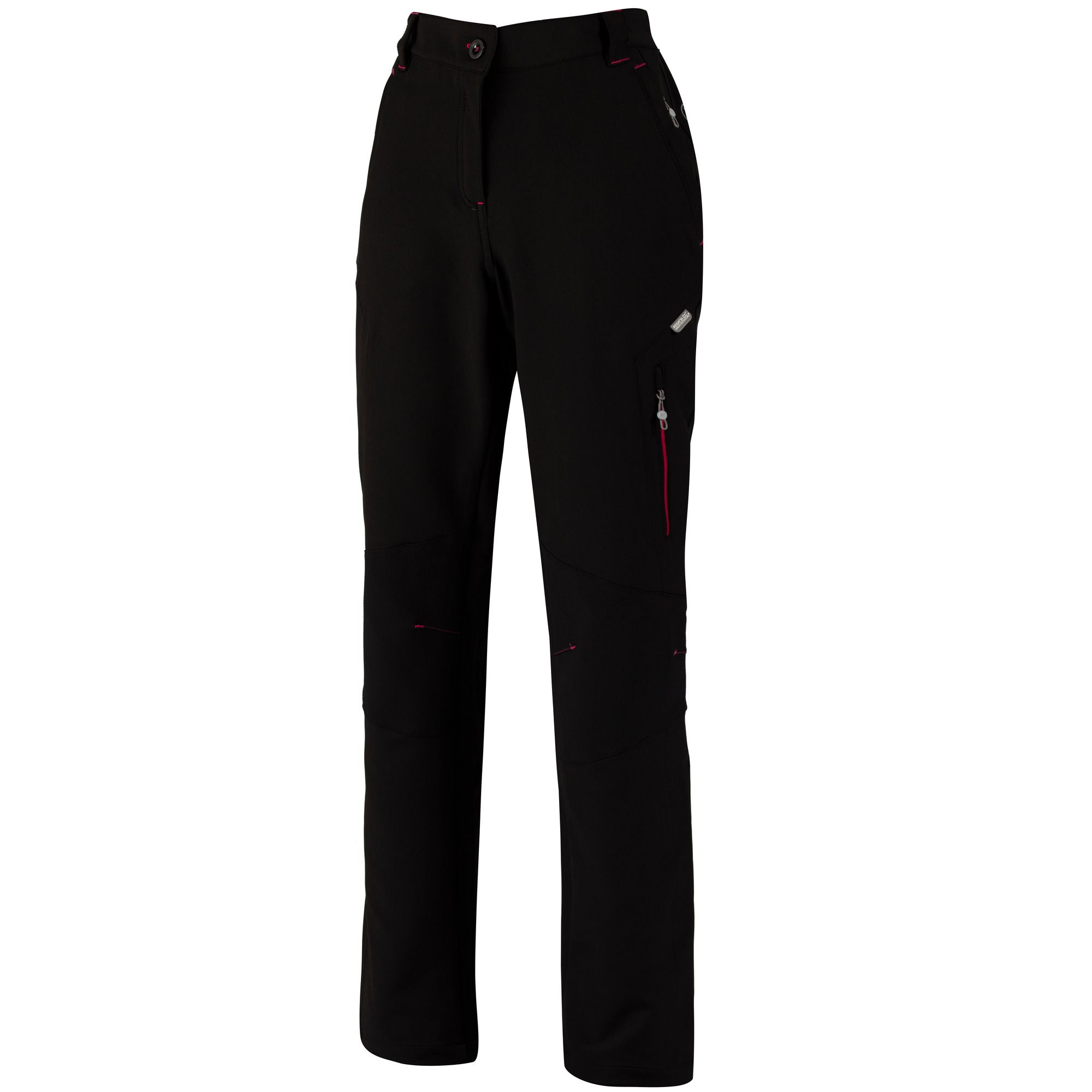 Regatta Trekkinghose | Sportbekleidung > Sporthosen > Trekkinghosen | Schwarz | Regatta