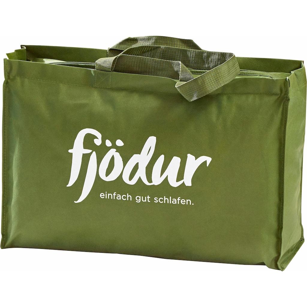 fjödur Bettdecke + Kopfkissen »Fee«, (Spar-Set)
