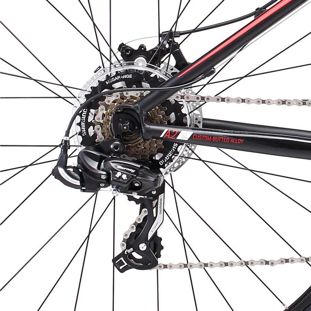 FUJI Bikes Mountainbike »NEVADA 3.0 LE - 27,5 / 29 Zoll«, 21 Gang, Shimano, RD-TY500 Schaltwerk, Kettenschaltung