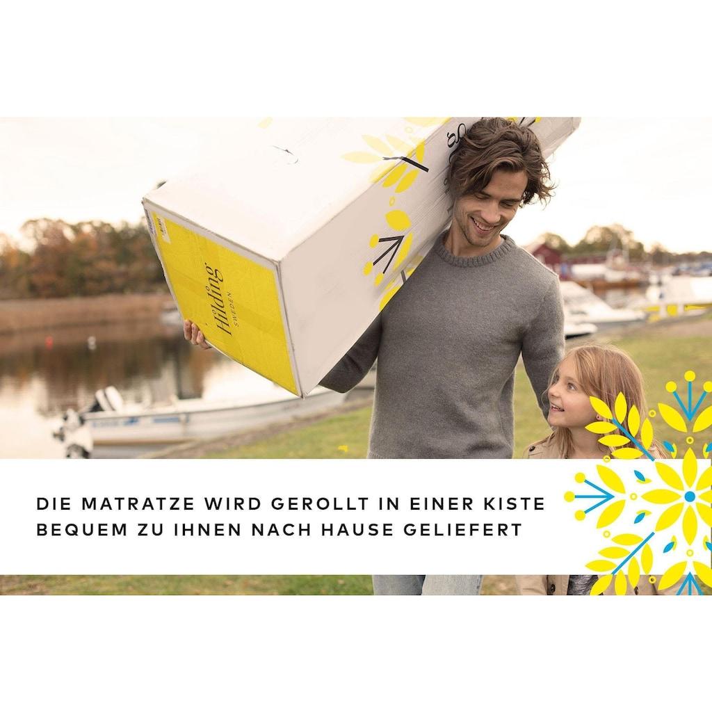 Hilding Sweden Komfortschaummatratze »Essentials«, (1 St.), Kundenliebling, Made in Germany