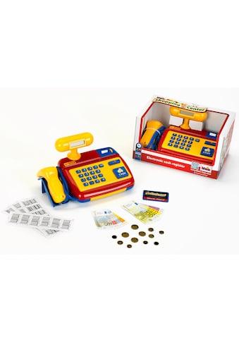 """Klein Spielkasse """"Elektronische Kasse mit Scanner"""" kaufen"""