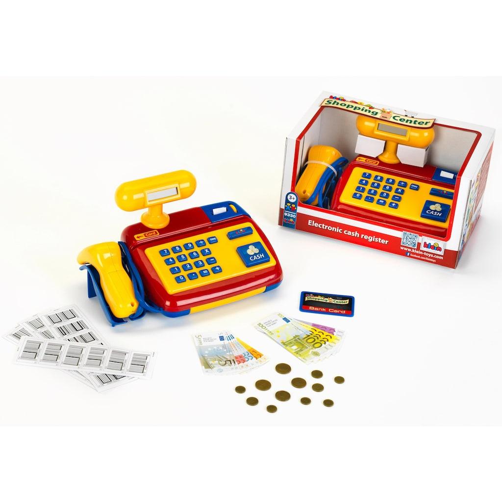 Klein Spielkasse »Elektronische Kasse mit Scanner«