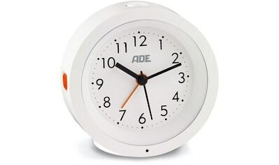 ADE Wecker »CK1719«, (1 tlg.), analog, geräuschloser Wecker ohne Ticken mit... kaufen