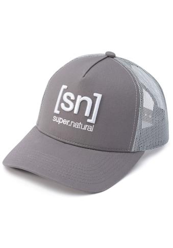 SUPER.NATURAL Trucker Cap »I.D. TRUCKER« kaufen