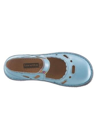 Airsoft Slipper mit Wechselfußbett aus Leder kaufen