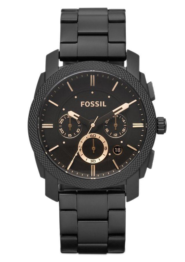 Fossil, Chronograph, ´´MACHINE, FS4682´´ | Uhren > Chronographen | Schwarz | FOSSIL