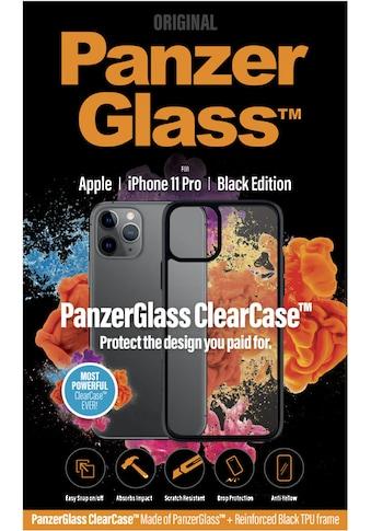 PanzerGlass Handytasche »ClearCase mit Blackframe für iPhone 11 Pro« kaufen