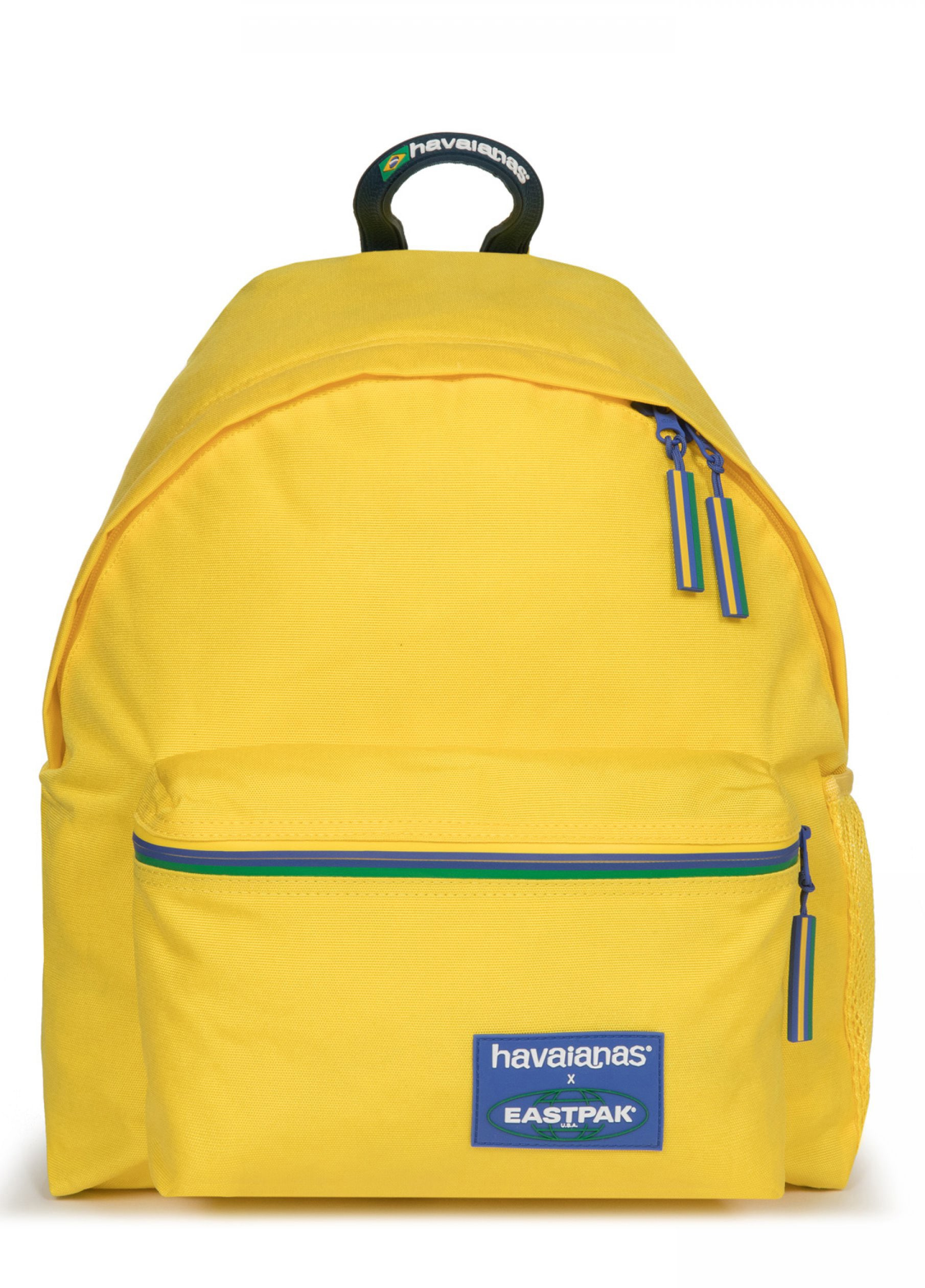 Eastpak Freizeitrucksack Eastpak x Havaianas - PADDED PAK'R havaianas yellow, gelb, Kinder