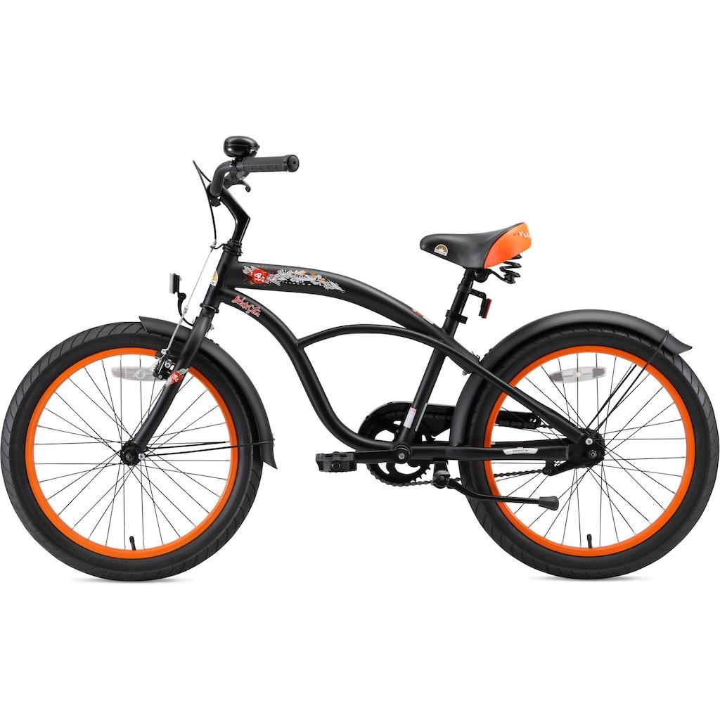 Bikestar Jugendfahrrad, 1 Gang