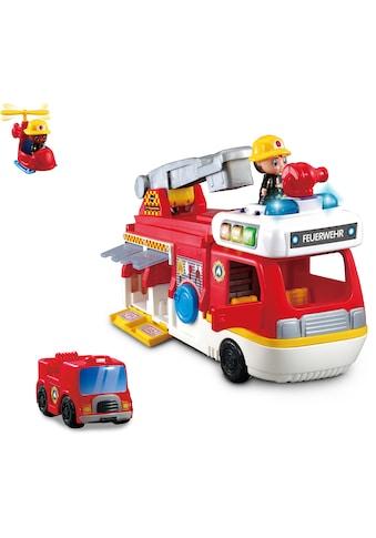Vtech® Spielzeug-Feuerwehr »2-in-1-Feuerwehrstation«, mit Licht und Sound kaufen