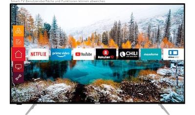 Telefunken D50V800M4CWH LED - Fernseher (126 cm / (50 Zoll), 4K Ultra HD, Smart - TV kaufen