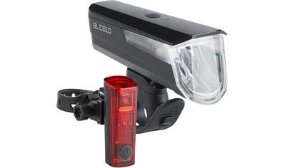 Büchel Fahrradbeleuchtung »BLC 610 + Duo LED«, (Set, 5, Front- und Rücklicht) kaufen