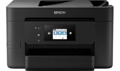 Epson »WorkForce Pro WF - 4720DWF« Multifunktionsdrucker (WLAN (Wi - Fi),LAN (Ethernet),NFC) kaufen