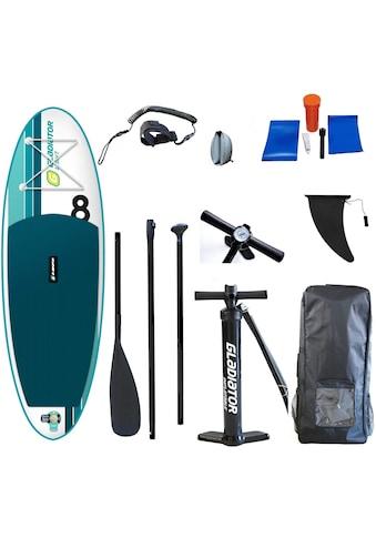 GLADIATOR Inflatable SUP-Board »LT G8.0«, (Set, 8 tlg.) kaufen