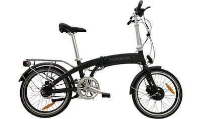 HAWK Bikes E-Bike »HAWK eFolding«, 7 Gang, Shimano, Nexus 7G, Frontmotor 250 W kaufen