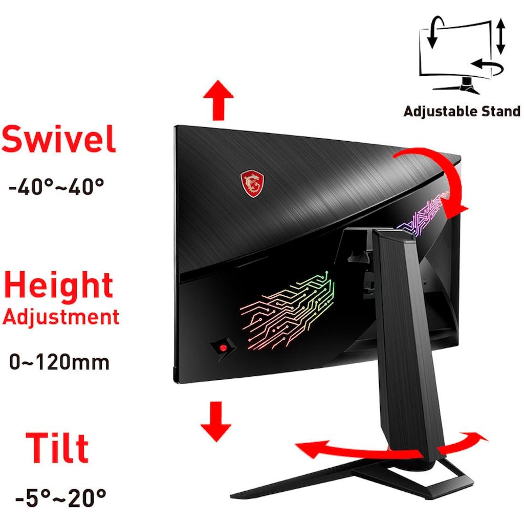 """MSI Gaming-Monitor »Optix MPG27CQ2«, 69 cm/27 """", 2560 x 1440 px, WQHD, 1 ms Reaktionszeit, 144 Hz"""