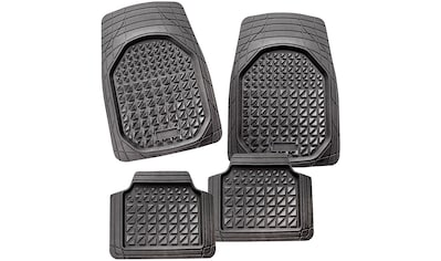 CarFashion Universal-Fußmatten »Mugello ActiveCross«, Kombi/PKW, (Set, 4 St.), XXL Schalenmatten kaufen