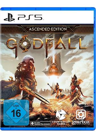Godfall: Ascended Edition PlayStation 5 kaufen