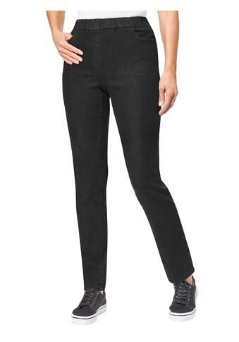 Casual Looks Jeans mit tollem Dehnbund kaufen