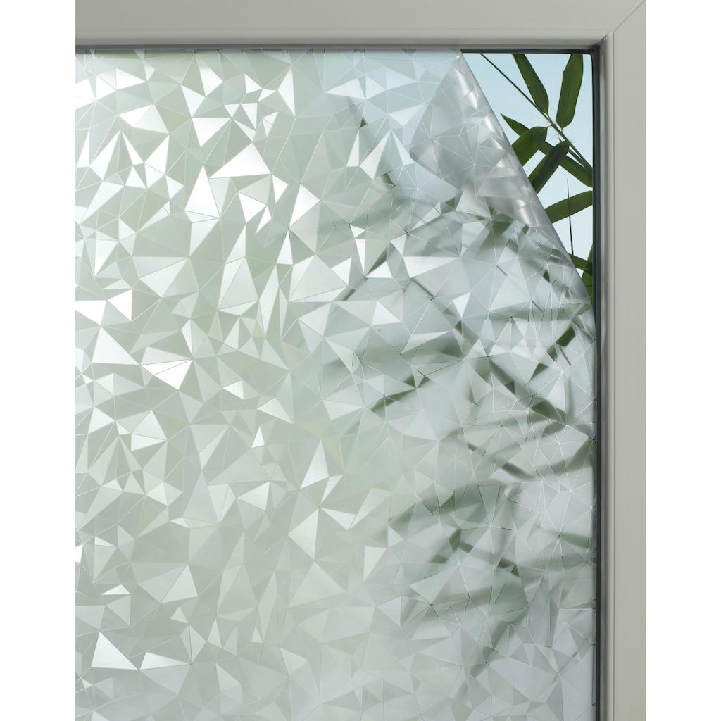 GARDINIA Fensterfolie »Graphic 50«, 1 St., halbtransparent, statisch haftend