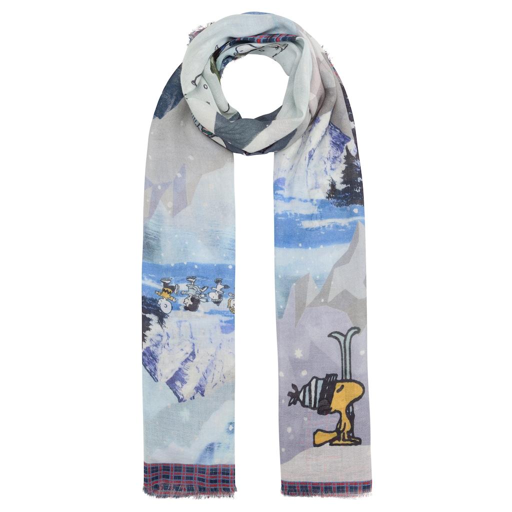 Codello Schal, aus Baumwolle und Modal