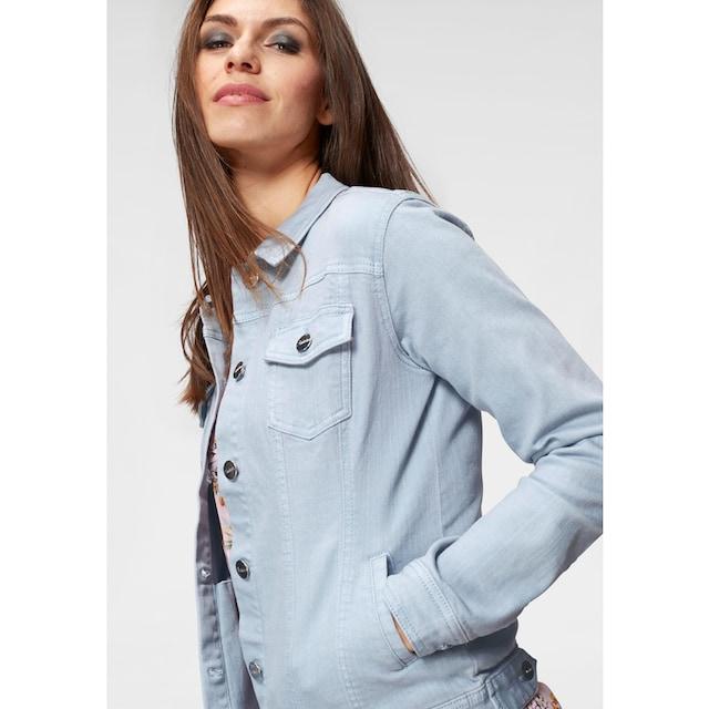 Aniston CASUAL Jeansjacke