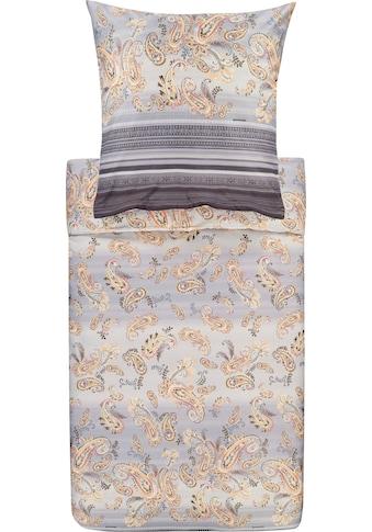 Bassetti Bettwäsche »Tosca«, Paisley Muster mit Streifen kaufen