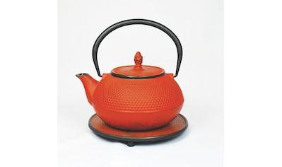 smaajette Teekanne »Basic rot«, 1,2 l kaufen