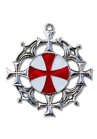 Adelia´s Amulett »Talismane der Tempelritter«, Sonnenkreuz - Körperliche Stärke und... kaufen