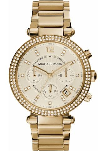 MICHAEL KORS Chronograph »PARKER, MK5354« kaufen