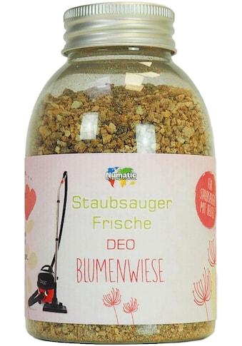 Numatic Staubsaugergranulat »Blumenwiese«, Frische DEO für Staubsauger, 250 ml kaufen