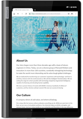 "Lenovo Lenovo YT - X705F »25,7 cm (10,1"")Qualcomm Snapdragon 43,64 GB, 4 GB« kaufen"